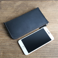SIKU men's leather coin purses holders fashion men wallet wholesale wallet case
