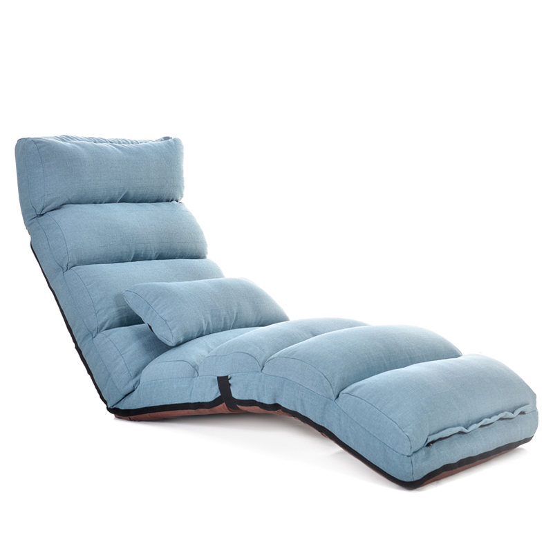 Comfortable Lazy Sofa Modern Soft Tatami Sofa Bed Living