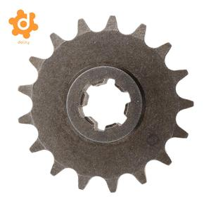17T 17 Tooth Front Chain Sprocket for 49cc Engine Mini Pocket Dirt Bike