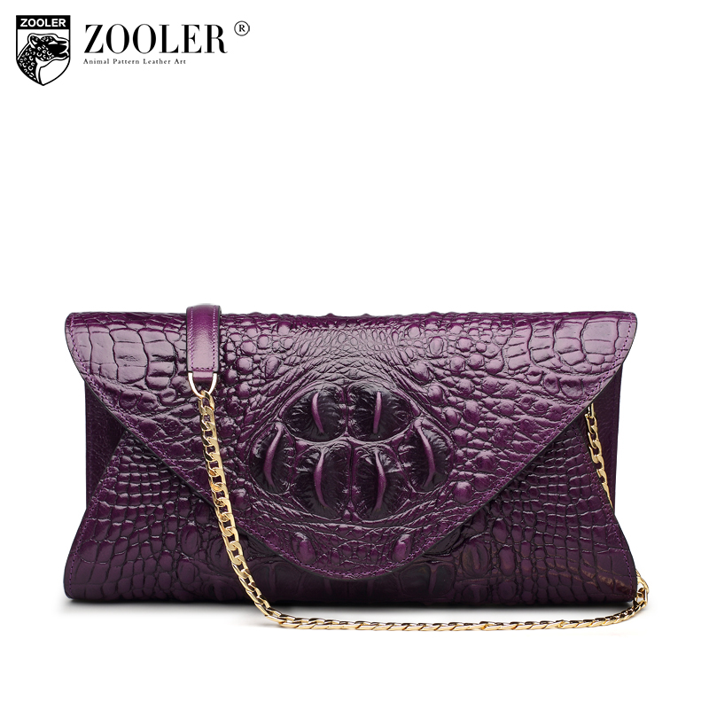 Hot ZOOLER genuine leather Bags cross body women famous brand shoulder messenger bag chains designed woman bag high quality#x103 все цены