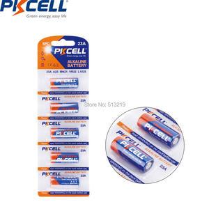 Image 2 - 20Pcs 23A Dry Alkaline Batteries 12v 23A MS21 A23 V23GA VR22 MN21 L1028 N Size Battery Car Remote Control Key Batteries