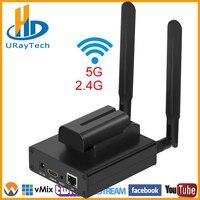 DHL Бесплатная доставка MPEG 4 H.264 HD Беспроводной Wi Fi HDMI энкодер для IPTV, Транслируй трансляции, HDMI видео Запись RTMP сервер