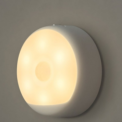Yeelight Charging Induction Night Light LED Light Control Body Automatic Induction Lamp Night Light Bedroom Bedside Lamp