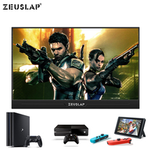 15.6inch Ultrahin IPS Screen For PS3 PS4 XBOX Car Use Portable Monitor For PC Laptop 1920x1080P HD LCD Screen Monitor цены онлайн