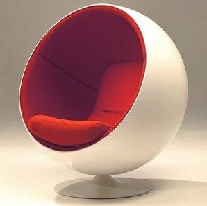 Beautiful Child Ball Chair,Egg Chair, Eyeball Chair