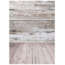 5x7ft Retro Wood Floor Wall Studio Photography Background Photo Backdrops Props