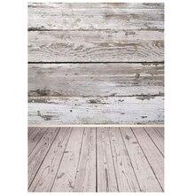 5x7ft Retro madera Pared de piso fotografía foto de fondo Fondo Accesorios