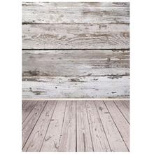 5x7ft Ретро деревянный пол стена Студия фотография фон Фото фоны реквизит