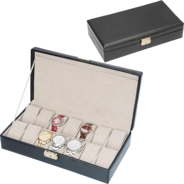 Relógios De Marca Top Preto Relógios Caixa