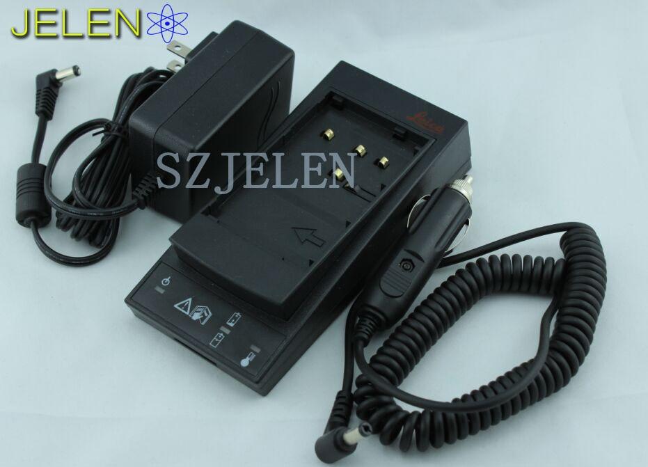 GKL211 Charger For Leica GEB221 And GEB211 Li-Ion Batteries Charger Dc2.5 Plug