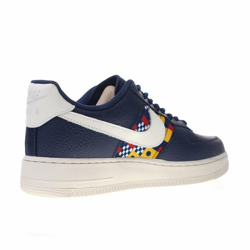 39243250d335 Original Nike Air Force 1 Low Nautical Redux Men and Women Skateboarding  Shoes