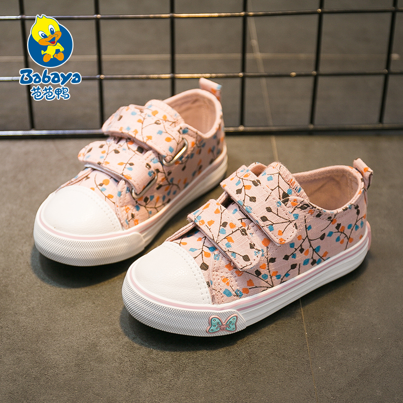 2018 Babaya New low top light fashion kids chaussure enfant child infant baby toddler tenis girl canvas shoes princess sneakers fashion kids flat canvas bebe sneakers kinder children shoes girl boy enfant chaussure enfant tenis infantil sapato infantil