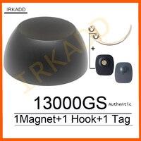 eas superlock security tag detacher 13000GS magnetic golf tag detacher shop security alarm system +1hook detacher key detacher