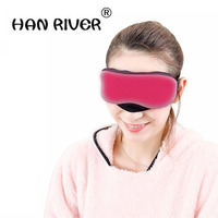 Parowa ogrzewanie usb gorącej kompres maską oka kobiet snu cieniowania czarne felgi oka nie wysłać icepack kao eye mask hot sprzedaży