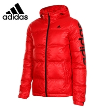 Original New Arrival   Adidas DD70 LINEAR JKT Men's Down coat Hiking Down Sportswear