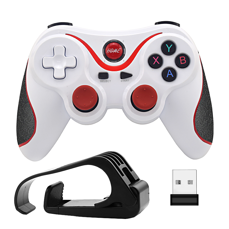 Wireless Bluetooth Gamepad Support Official App Game Controller For iPhone Android Smart Phone For PS3 PC TV Box 19