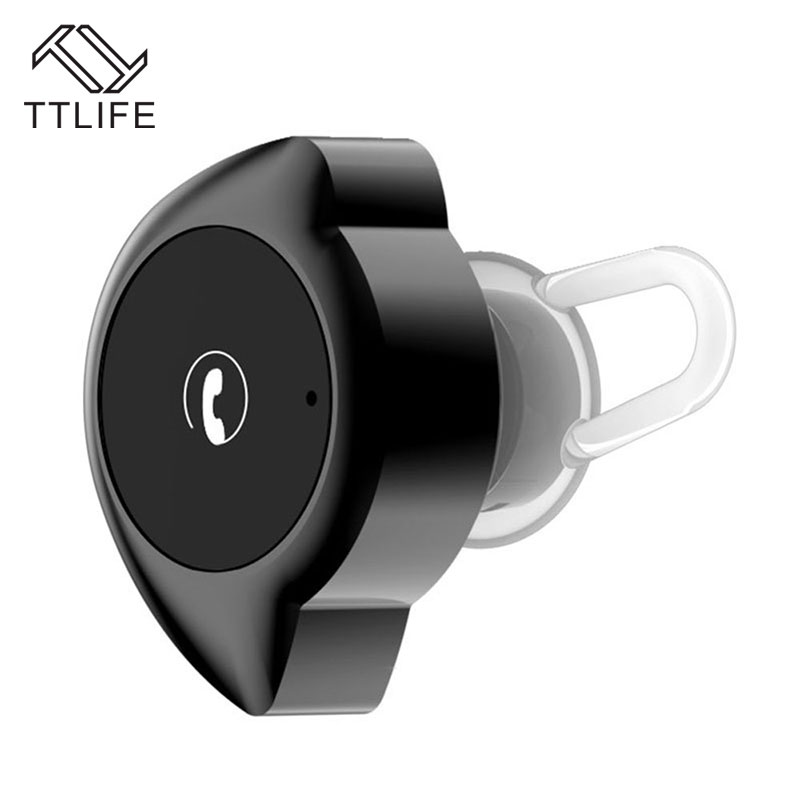TTLIFE New arrival wireless mini V4.1 bluetooth earphone headphones sport bluetooth headset handfree universal for iPhone xiaomi remax 2 in1 mini bluetooth 4 0 headphones usb car charger dock wireless car headset bluetooth earphone for iphone 7 6s android