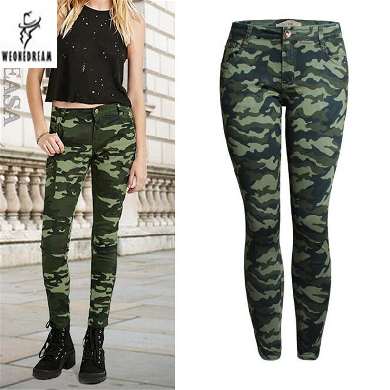 Popular Camouflage Cargo Pants Women-Buy Cheap Camouflage Cargo ...