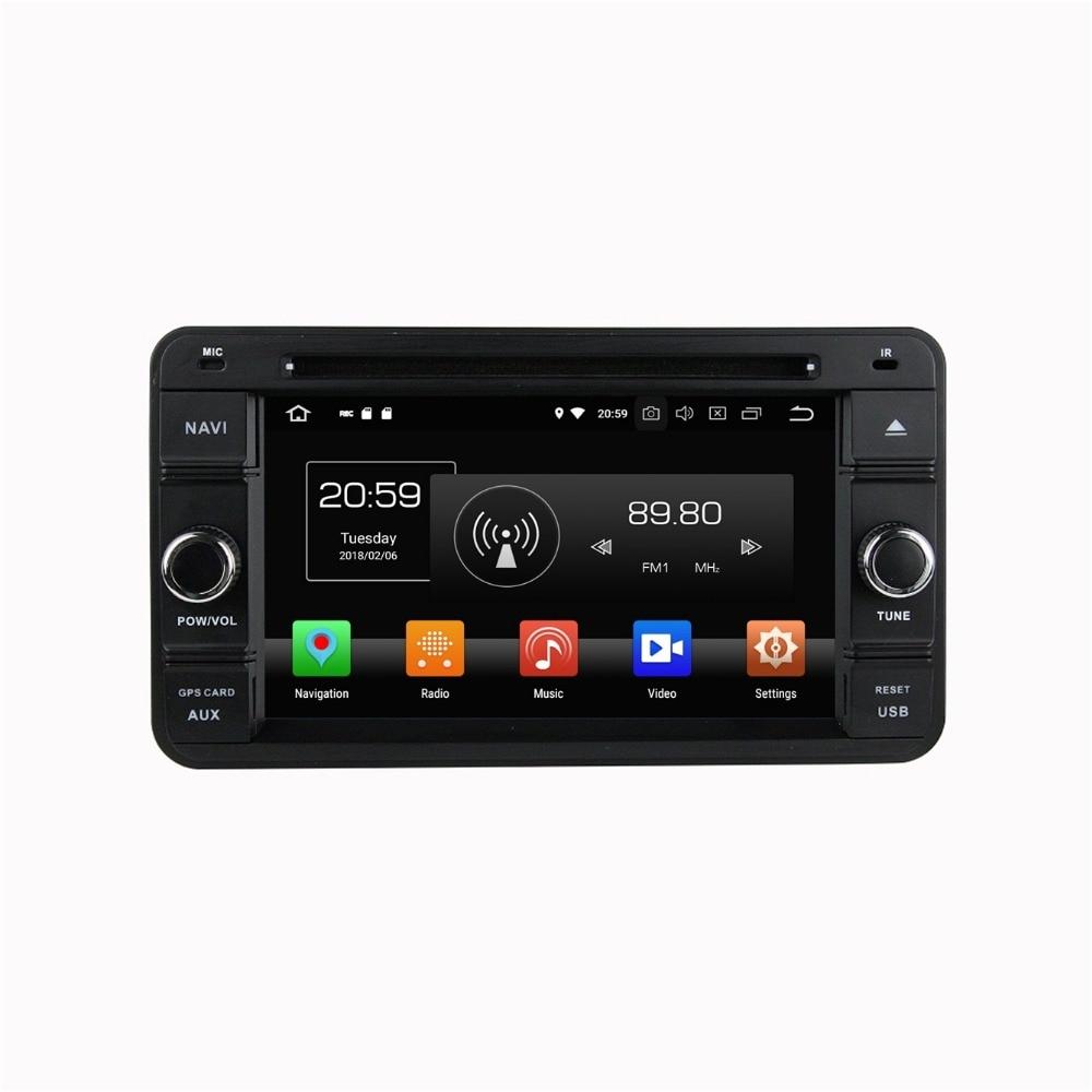 Android 8 0 Octa Core Car Radio font b Multimedia b font GPS Navigation for Suzuki