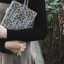 Vintage A5A6 Van Gogh Monet Morris Mondrian Classic notebook DIY diary/daily monthly plan agenda organizer Office Supply escolar