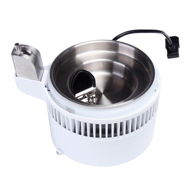 Image 5 - 4L Home Pure Water Distiller Filter Water Distilled Machine Dental Distillation Purifier Equipment Stainless Steel Plastic Jug-in Oral Irrigators from Home Appliances