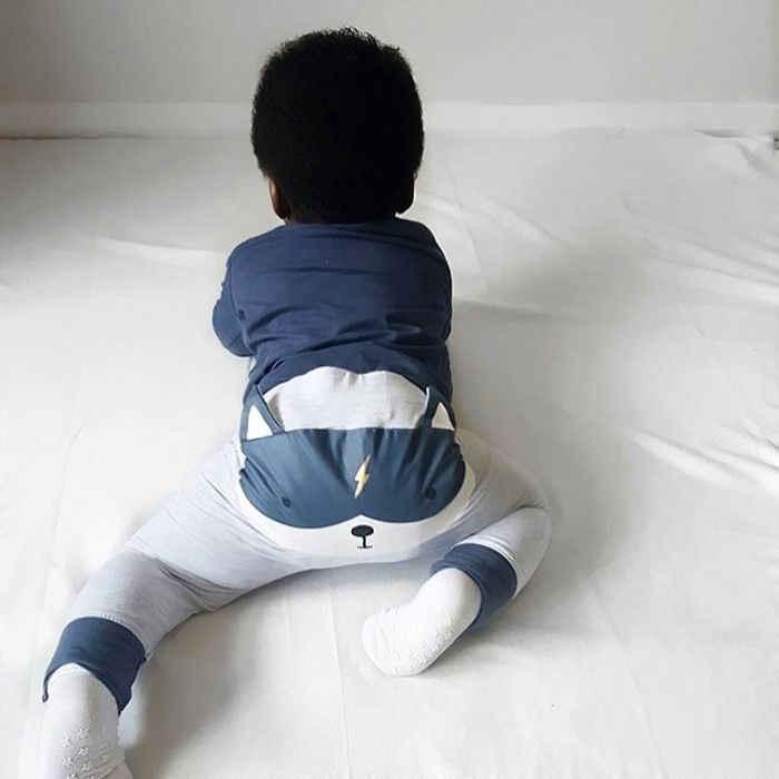 Hot Infant Baby Kinderen Terug Cartoon Harem Panelled Broek Jongens Meisjes Bottoms Panty Broek