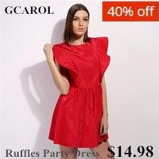נשים מנופחים תחרה משולבים השמלה הזיקוק השרוול קו A-אופנה שיפון שמלה בתוספת גודל XL הקיץ האביב להתלבש