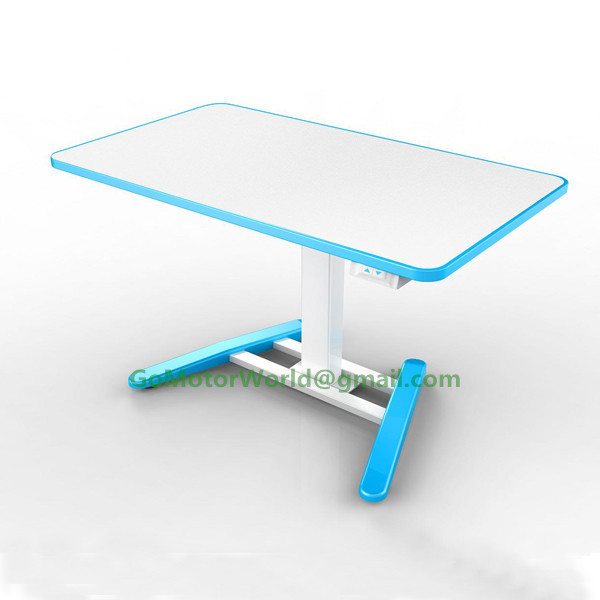 Gomotorworld adjustable height student desk