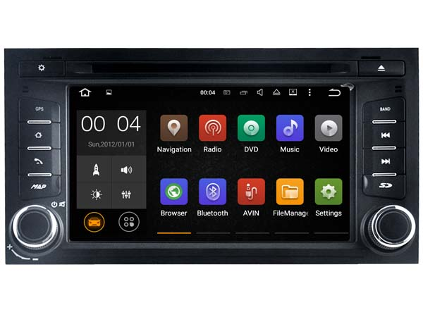 Android 7.1.1 2GB ram car dvd Audio player FOR SEAT LEON 2014 media tape recorder autoradio stereo DVR 3G bluetooth head units