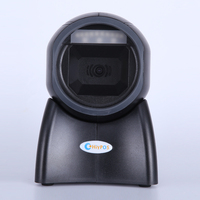Omni Directional Scanner 1D/2D Bar code Scanner Ticketing PDF417 QR Code Scanner Desktop Auto Sense USB Barcode Reader NT 4010