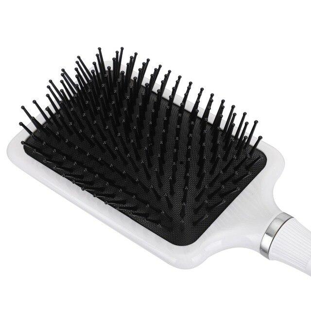 2 paar Professionelle Haarbürste Friseur Entwirren Haar Pinsel Frauen Männer Haar Kopfhaut Massage Kämme Salon Frisuren Werkzeuge