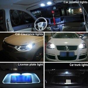 Image 5 - Safego 10 Chiếc T10 W5W 194 168 2825 LED Wedge Bóng Đèn Thay Thế 5050 13 SMD Tự Động Xe Hơi Ô Tô Trang Trí Nội Thất Đèn trắng Ấm 5000K 6000K