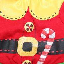 High Quality 2 Colors Christmas Santa Dog Clothes