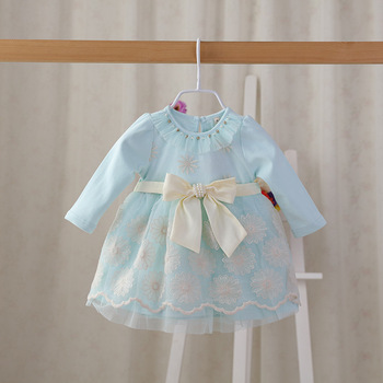 sweet and lovely princess dress clothes for baby girl 4