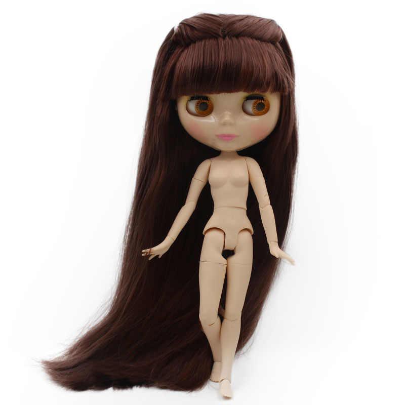 Semelhante Ao Blyth Boneca nua boneca BJD, personalizado Bonecas Pode Chang Maquiagem e Vestir por DIY 12 2 Polegada Bola Articulados Dolls para a Menina