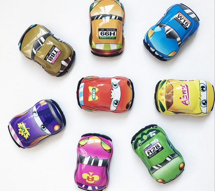 5 Pcs Baby Boys Small Toy Cars Cartoon Children Mini Truck Construction Vehicle Engine Alloy Model Car Kids Christmas Gifts