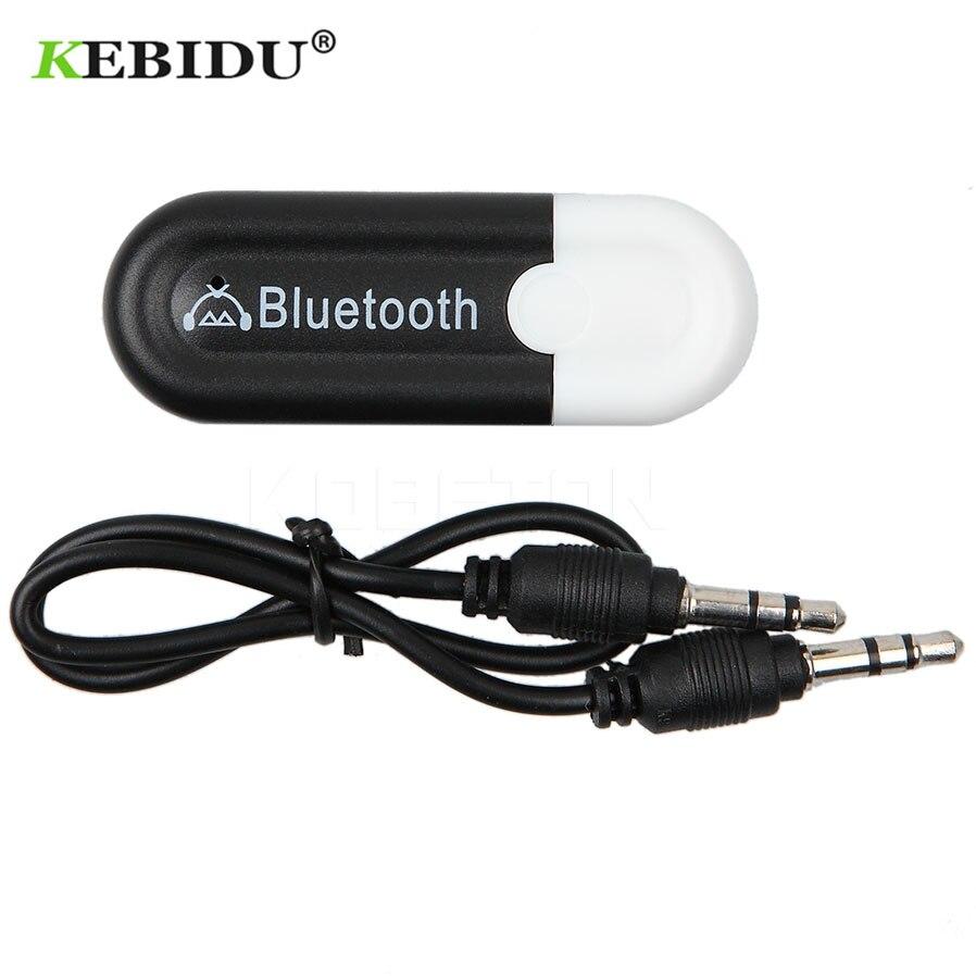 Tragbares Audio & Video Kebidu Neueste Bluetooth 4,0 Musik Audio Stereo Empfänger 3,5mm Adapter Dongle A2dp 5 V Usb Wireless Für Auto Aux Android/ios Funkadapter