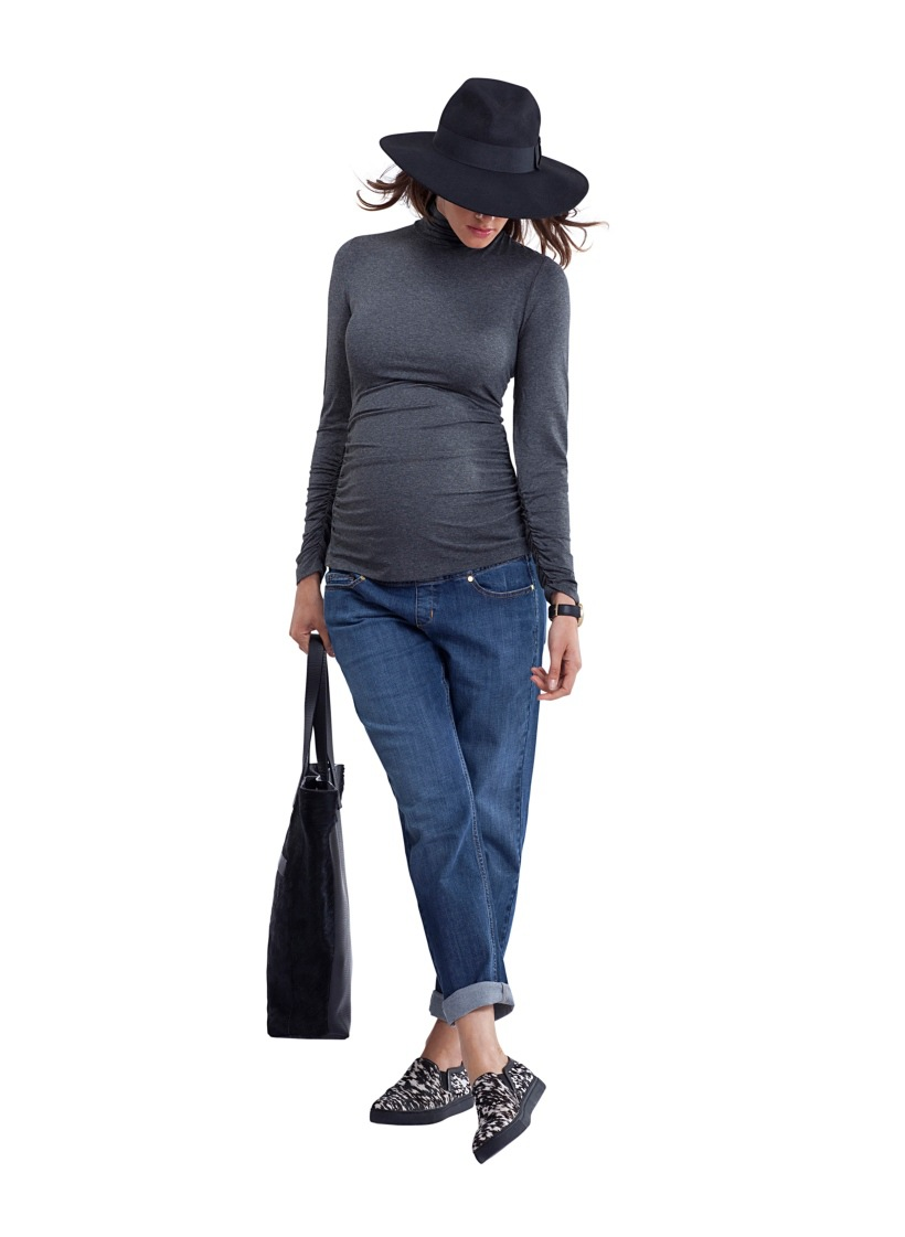 Spring Autumn Pregnancy Clothing Fashion Clothes For Pregnant Plus Size Maternity Wear Long Sleeve Tops Women T-shirt BC1269-1
