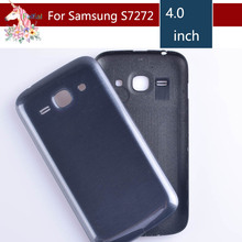 For Samsung Galaxy Ace 3 S7270 7270 S7272 7272 Housing Battery Cover Door Rear Chassis Back Case Housing Replacement