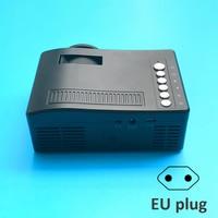 Projetor hd 1080 p mini suporte portátil tf cartão durável para cinema em casa teatro novo ijs998|Sistema de conferência| |  -