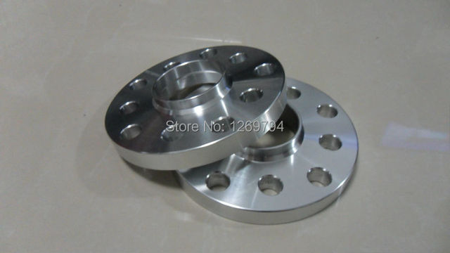Wheel Spacer Of The PCD 5x112/5x100  mm  HUB 57.1mm  10mm Thickness Wheel Adapter 5*112/100-57.1-10