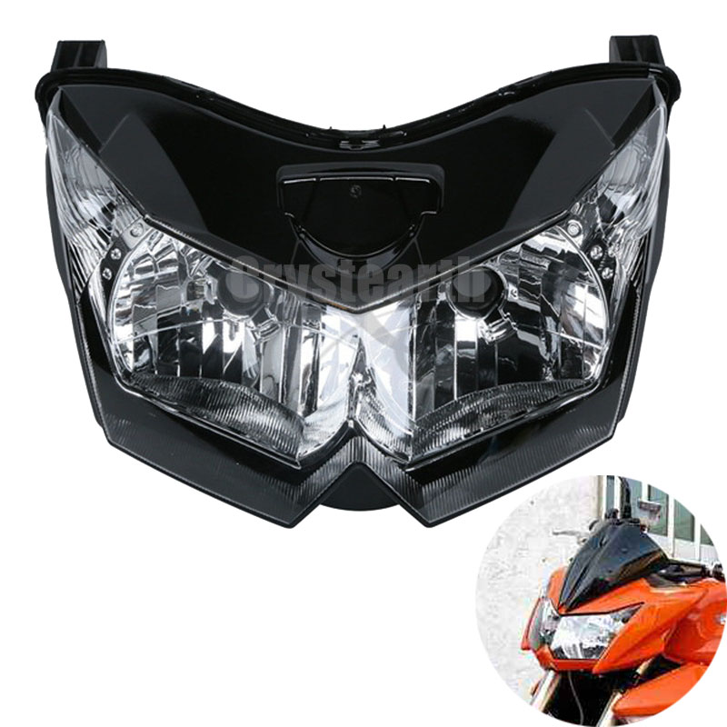 Replacement For Kawasaki Z1000 2007 2008 2009 Z 1000 07 08 09 Motorcycle Front Headlight Headlamp Head Light Lamp Assembly