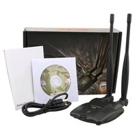 3000mW High Power N9100 Wireless USB Wifi Adapter For Ralink 3070 Chipset PC Wifi Receiver External