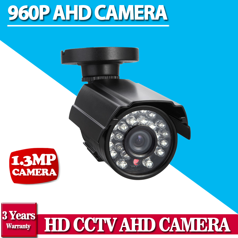 2016 11 11 Hot sales CCTV Camera 1 3MP 2500TVL IR Cut Filter AHD Camera 960P