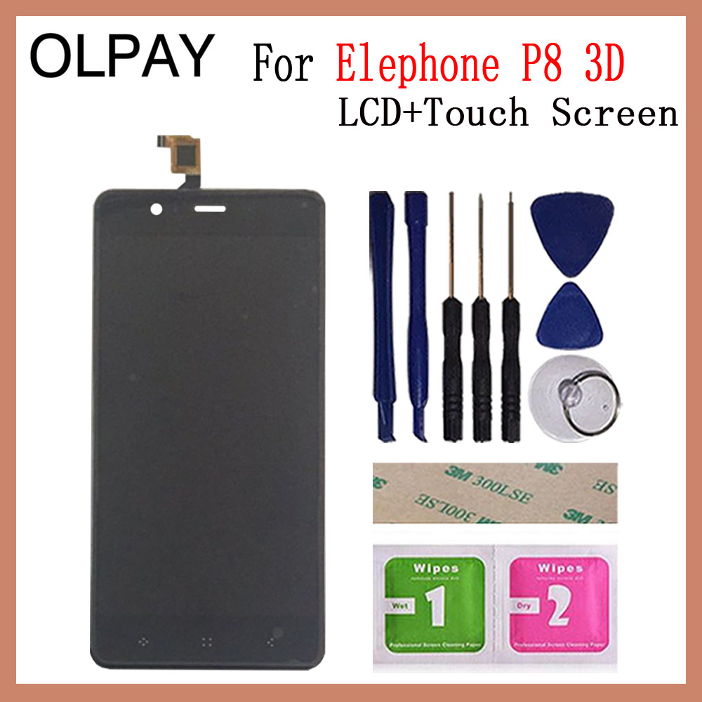 Touch Digitizer Screen LCD
