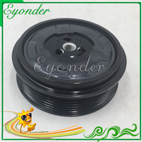 AC A\/C Air Conditoning Compressor Clutch Assembly Pulley for Mercedes-Benz S-CLASS W220 S55 S320 S430 S500 S280 S350 001230001