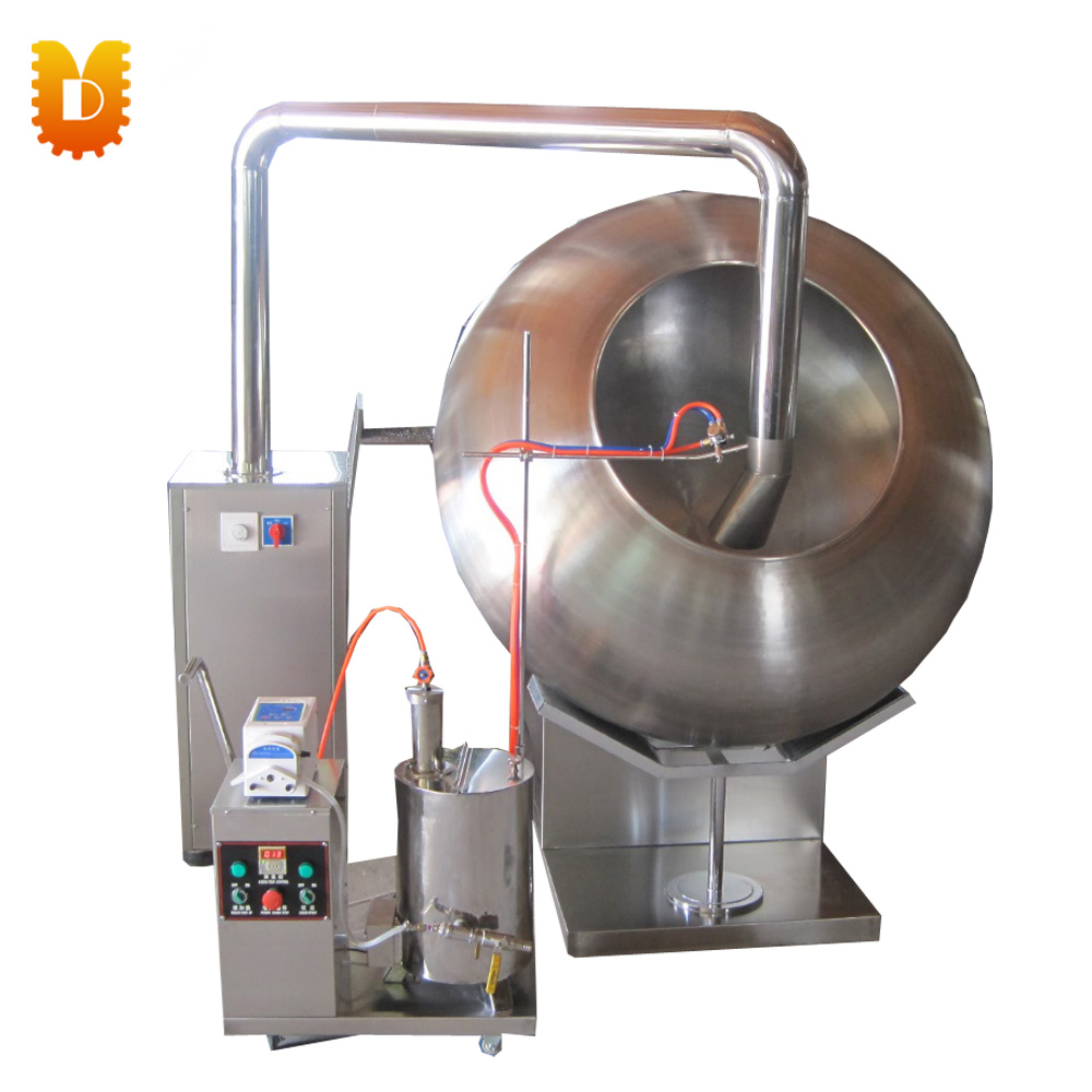 UDYP1500 Sugar Coating Machine Peanut Coating Machine