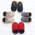 Новая Мода Марка Baby Boy Девушка Обувь Малышей Первый Ходунки Детская Обувь Дети Роскошные Мягкие Ботинки Известный Chikdren Кроссовки