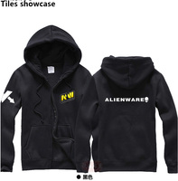NAVI Dota 2 hooded long sleeve Dota Natus Alienware Zipper Sweatshirts Ukraine game heroes Teams Dota2 hoodie free shipping