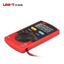 UNI-T UT120B Super Slim Pocket Meters Handheld/Palm-Size LCD Digital Multimeters Auto Range Digital Meter Tester недорого